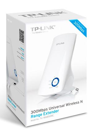 TP-LINK 300 Mbps Universal Wireless N
